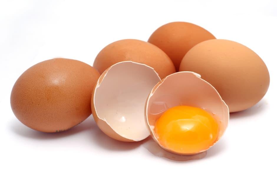 Omega 3 Infused Eggs