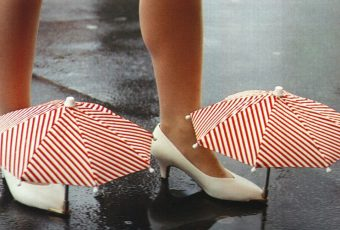 The Shoe Umbrella
