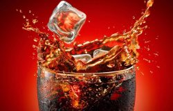 Coca Cola rules the soda marketplace, 10,450 cans consumed every second