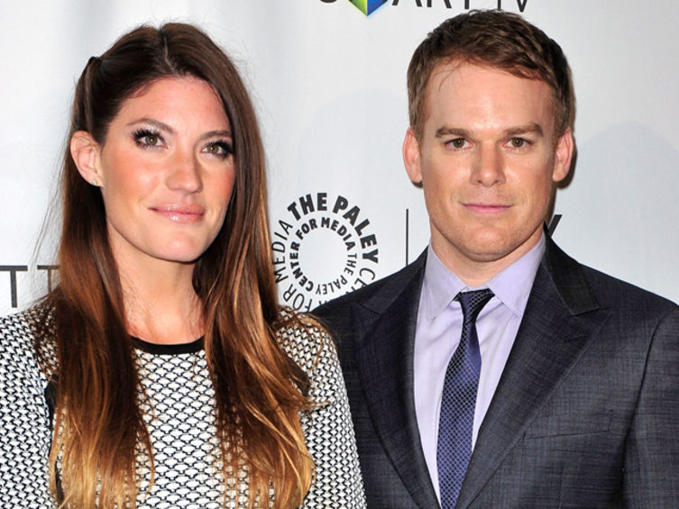 Michael C. Hall and Jennifer Carpenter.