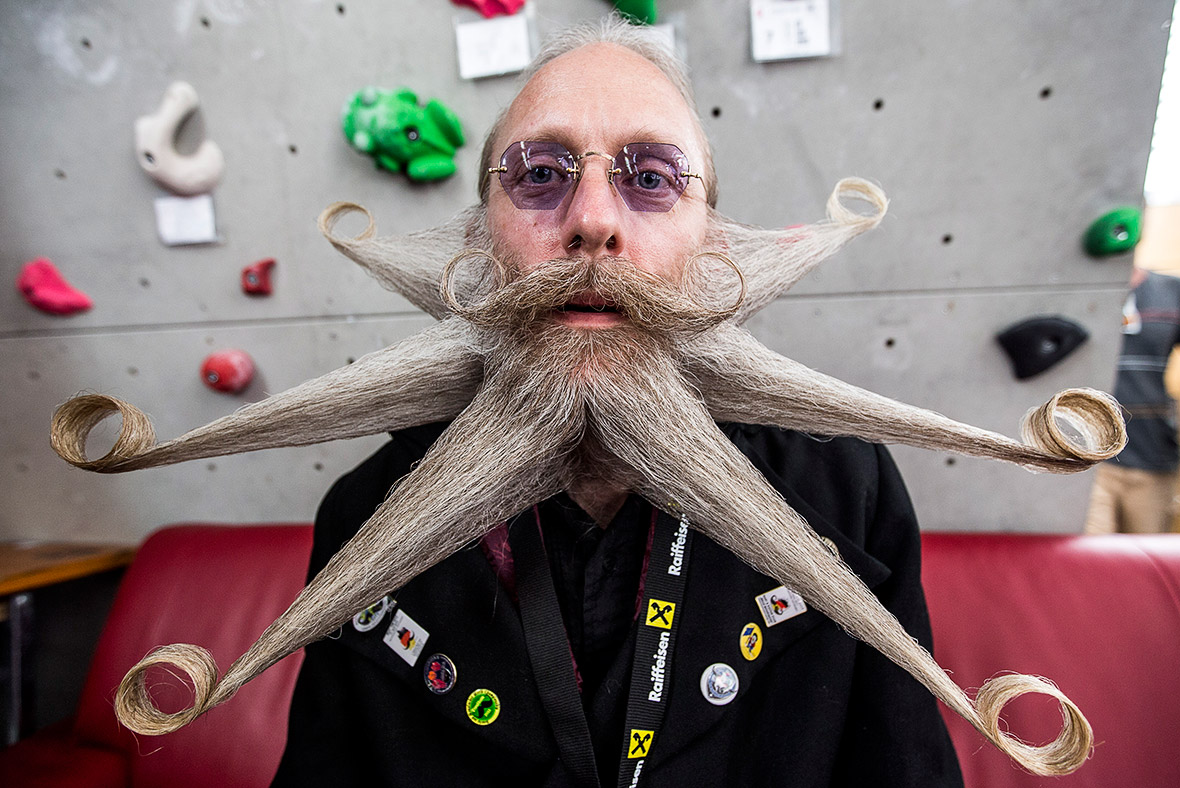 The World Beard and Mustache Championship