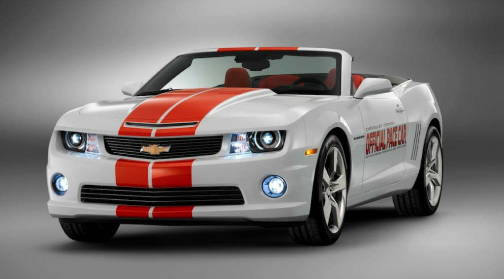2011 Chevrolet Camaro Indy 500 Pace Car