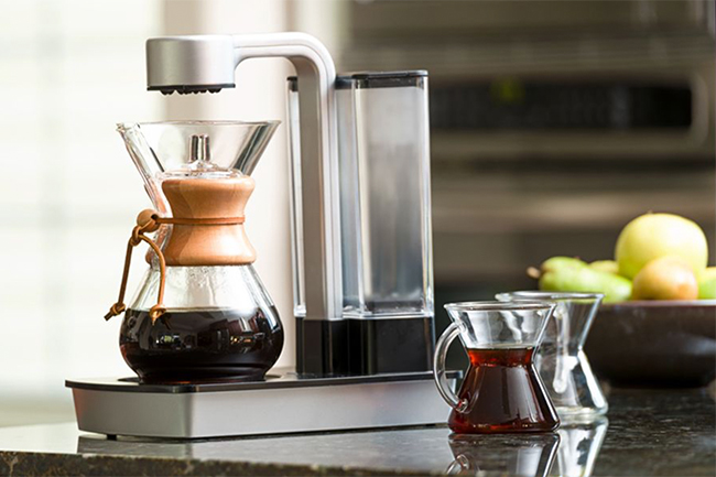 Keep your coffee maker sanitary