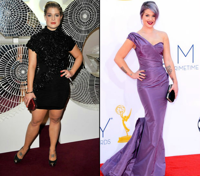 The Big Hollywood Weight Loss Miracles | Page 59 of 94 ...Kelly Osbourne Weight Gain 2019