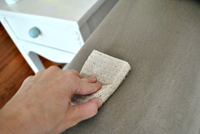 Take Some Stains Out Of Your Microfiber Furniture