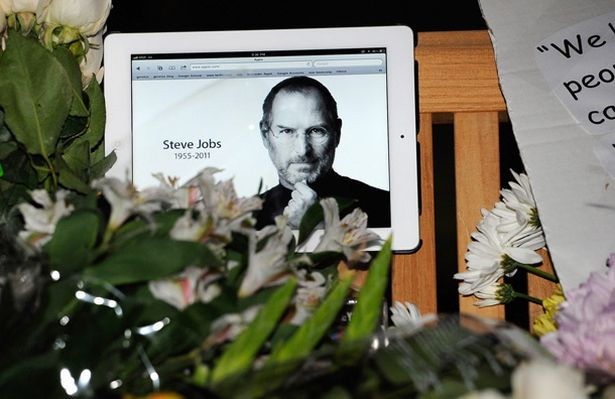 When Jobs passed away Disney Apple and Microsoft paid respects