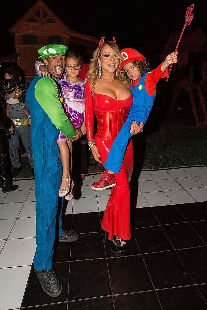 Nick Cannon Mariah Carey Babies