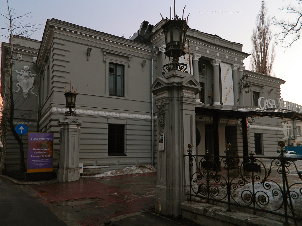 Vernescu House