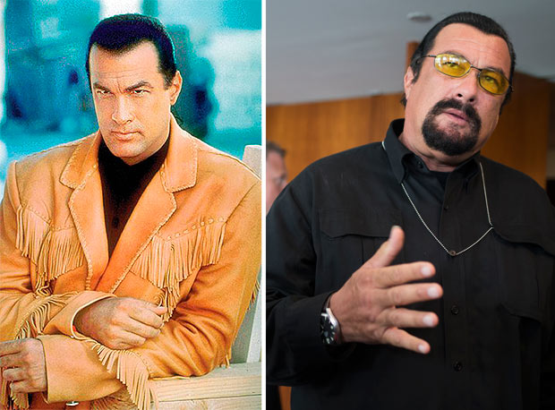 Steven Seagal | Journa...