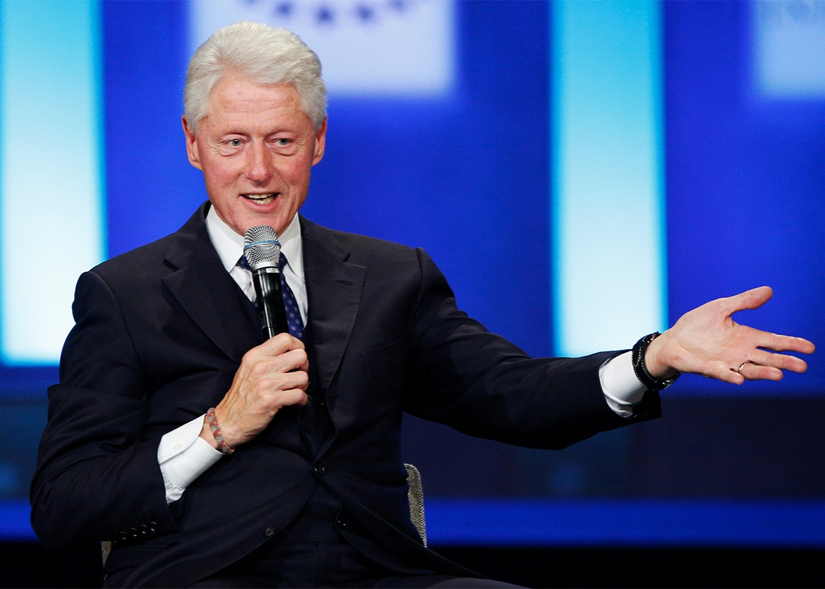 bill clinton most successful The daughter of former secretary of state hillary clinton and former president bill clinton became an nbc correspondent in  he became a successful lawyer most:.