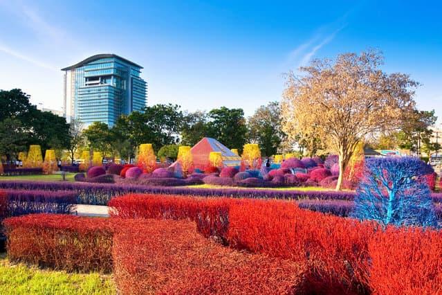 Rangsit University Gardens