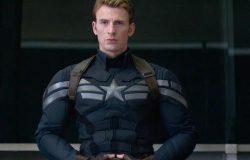 Chris Evans – Captain America