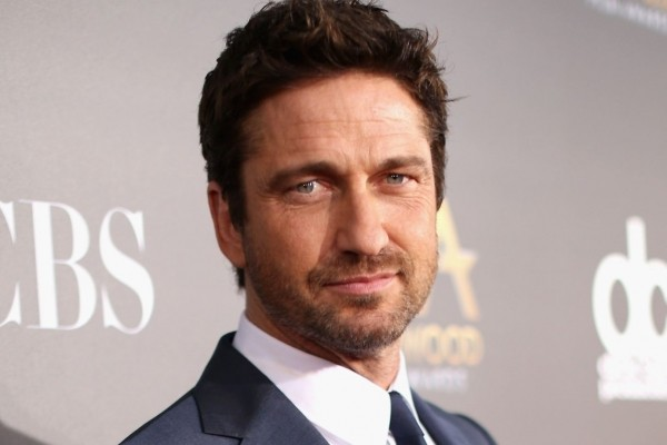 35 Celebrities Who Got... Gerard Butler
