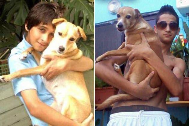 Same Dog Same Guy