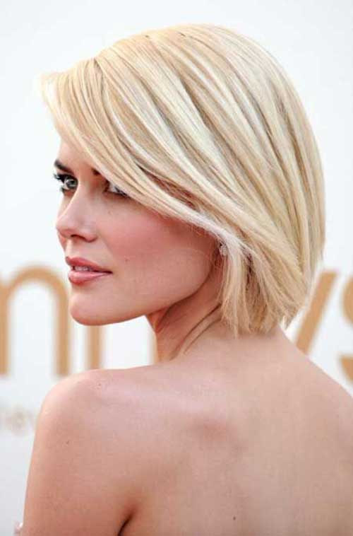 short blonde hair styles the hairstyles to looking 10 years younger page 2 1506 | Classic Bob