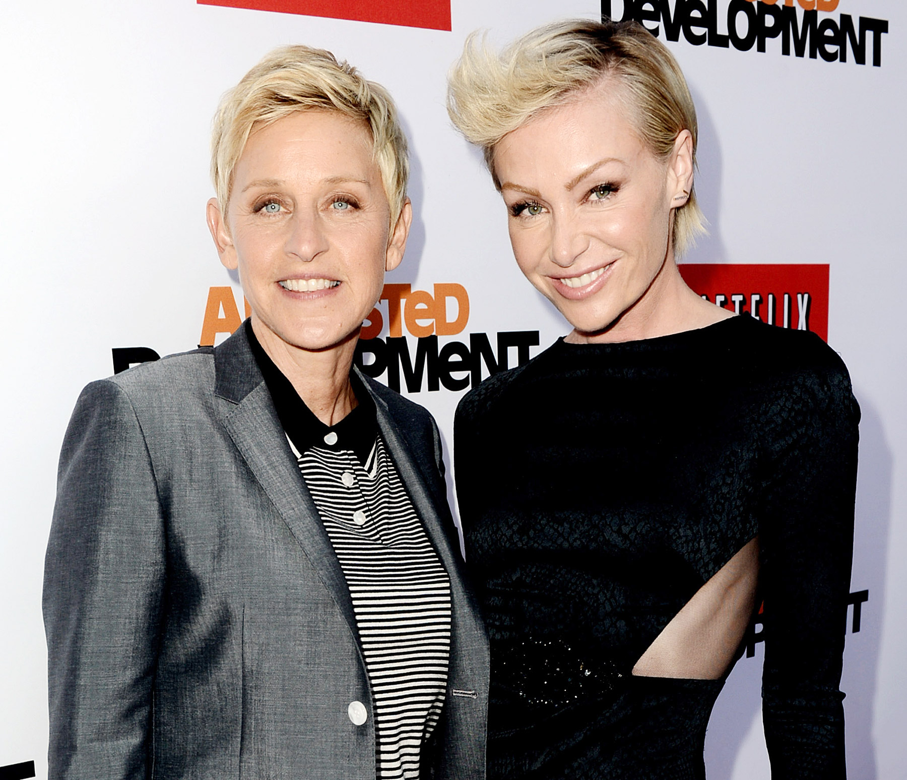 love story meet the partners of famous lgbt entertainers On ellen degeneres and portia de rossi story