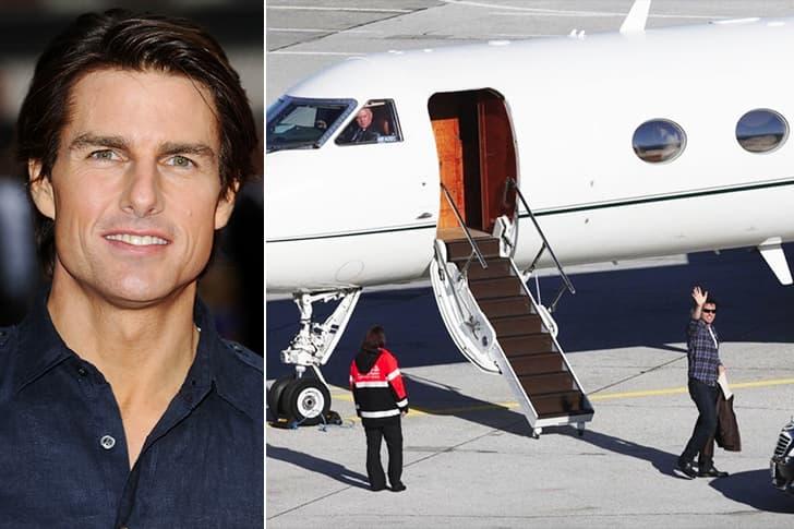 Tom Cruise – Gulfstream IV Estimated 36 Million