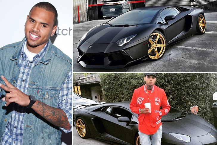 Cele|bitchy | Chris Brown arrested on charges of assault ...