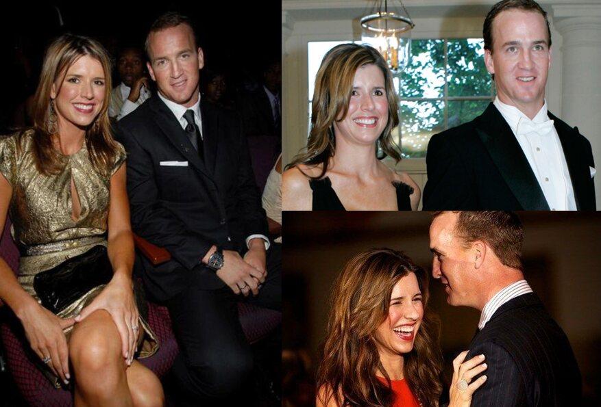 peyton manning wife. Ashley Thompson And Peyton Manning Peyton Manning Wife