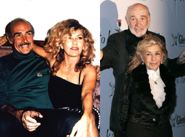 Mi amor celebrity wives you may have forgot about page 41 of 65 sean connery and micheline roquebrune altavistaventures Gallery