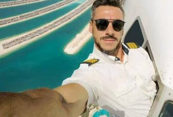 Crazy Pictures Of Pilots And Passengers