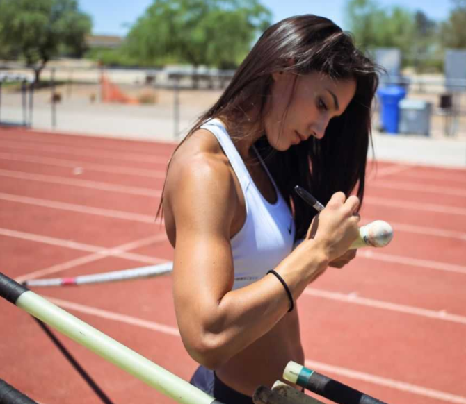 Allison Stokke Latest News Photos And Videos: 10 Years After Becoming A Viral Sensation, Where Is
