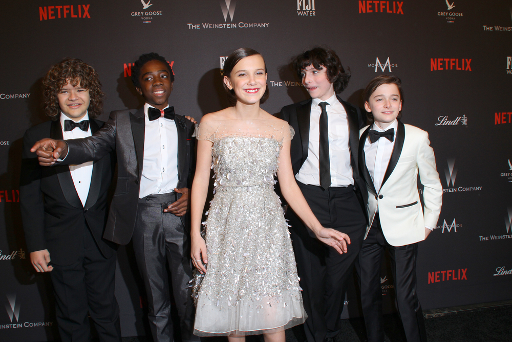 Stranger Things Cast1