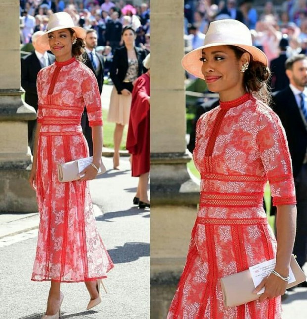 What Did Celebrity Guests Wear To Meghan Markle And Prince