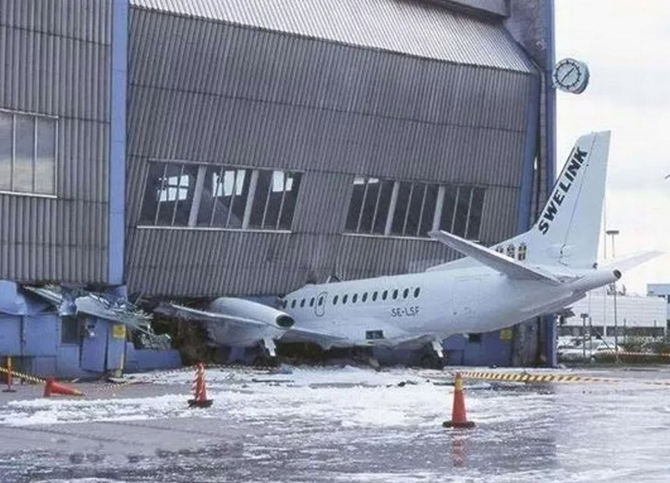 Plane Gone Wrong
