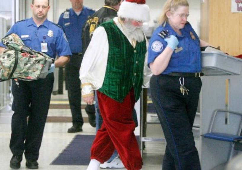 Santa, Were You Naughty Or Nice?